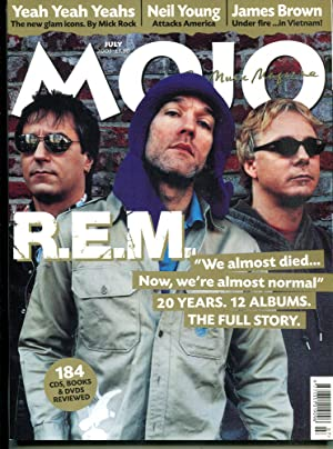 Mojo Issue 116: July, 2003