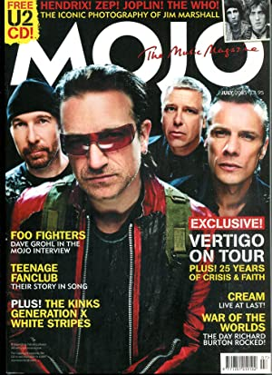 Mojo Issue 140: July, 2005