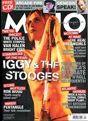 Mojo Issue 161: April, 2007