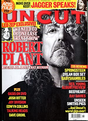 Uncut Issue 126: November, 2007