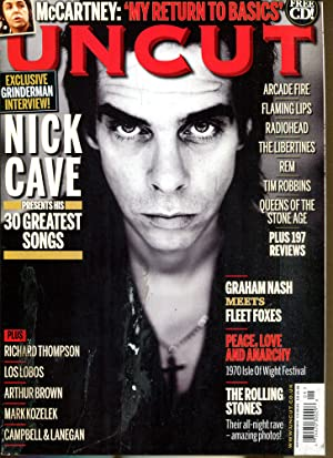 Uncut Issue 160: September, 2010