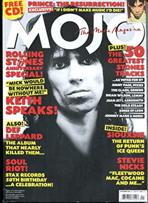 Mojo Issue #166: September, 2007