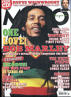 Mojo Issue #164: July, 2007