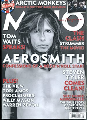 Mojo Issue #162: May, 2007