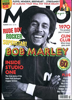 Mojo Issue #136: March, 2005
