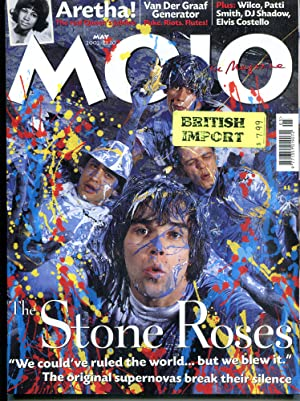 Mojo Issue 102: May, 2002