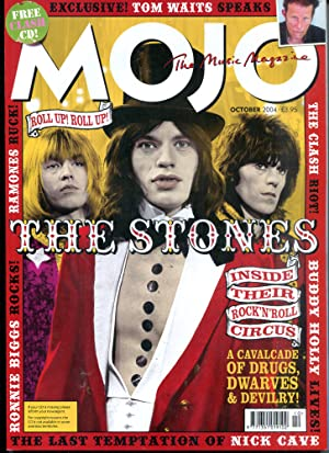 Mojo Issue 131: October, 2004