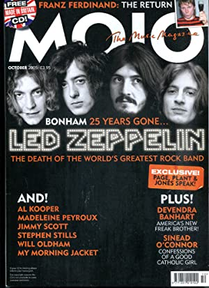 Mojo Issue 143: October, 2005