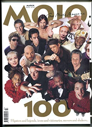 Mojo Issue 100: March, 2002