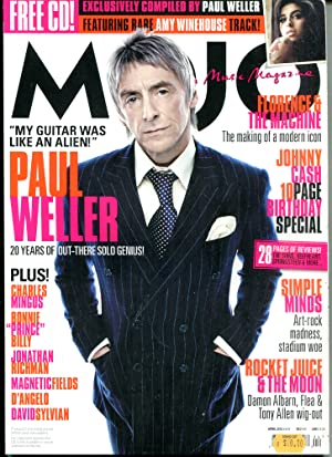 Mojo Issue 221: April, 2012