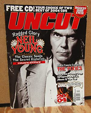 Uncut Issue 91, December, 2004