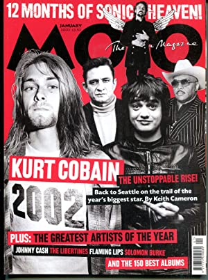 Mojo Issue 110: January, 2003
