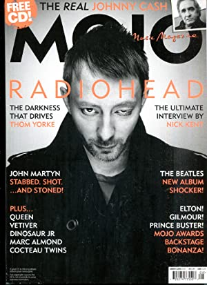 Mojo Issue 153: August, 2006