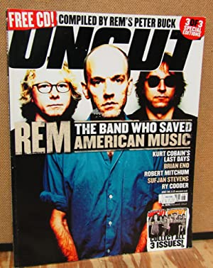 Uncut Issue 99: August, 2005