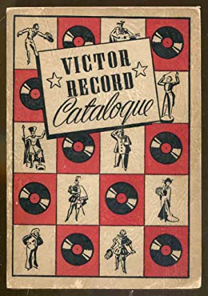 Complete Catalog of Victor Records for 1939-1940