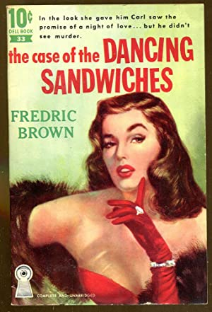 The Case of the Dancing Sandwiches: Brown, Fredric