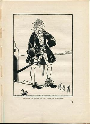 Gulliver's Travels: Swift, Jonathan & De Bosschere, Jean