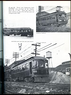The N. O. T. & L. Story, Including Stark Electric, Inter-City Rapid, Mahoning Valley Line, ...