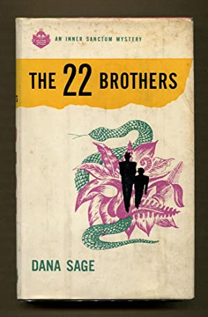 The 22 Brothers: Sage, Dana