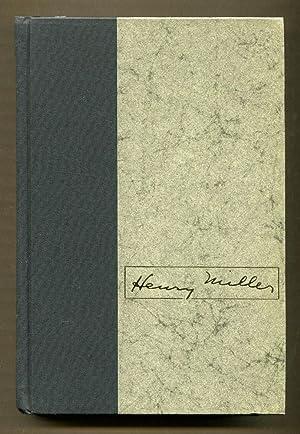 Black Spring: Miller, Henry