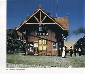 The American Train Depot & Roundhouse: Halberstadt, Hans & April