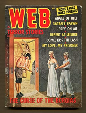 Web Terror Stories, February 1965: Editors