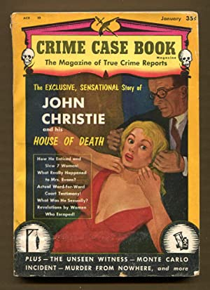 Crime Case Book, January 1954: Anonymous