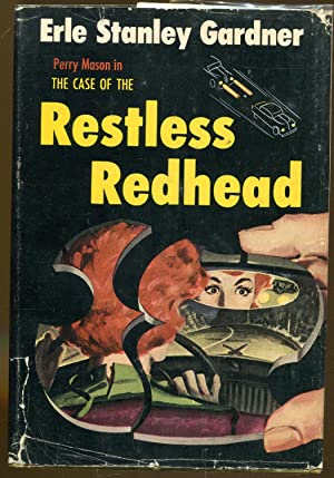 The Case of the Restless Redhead: Gardner, Erle Stanley