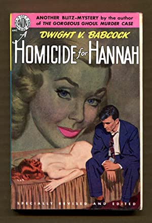 A Homicide for Hannah: Babcock, Dwight V.