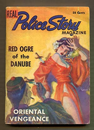 Real Police Story Magazine #1: Anonymous