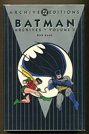 Batman Archives Volume 3