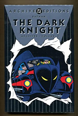 The Dark Knight Archives Volume 5