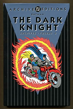 The Dark Knight Archives Volume 6