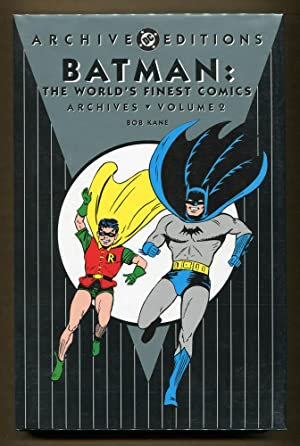 Batman: The World's Finest Comics Archives Volume 2