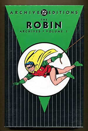 The Robin Archives Volume 1