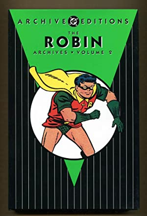 The Robin Archives Volume 2