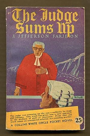 The Judge Sums Up: Farjeon, J. Jefferson