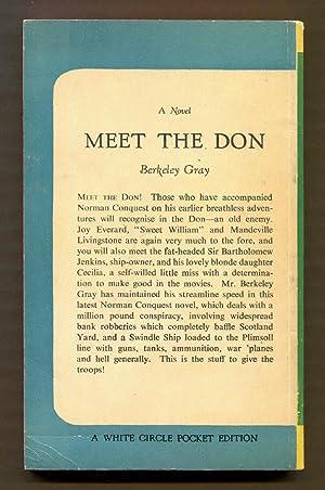 Meet the Don: Gray, Berkeley