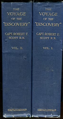 The Voyage of the Discovery (2 volume: Scott, Capt. Robert