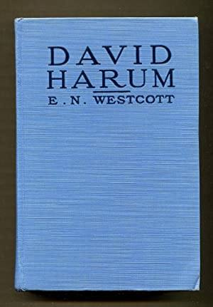 David Harum: Westcott, E. N.