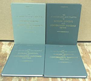 The Mr. and Mrs. Jack R. Dick Collection of English Sporting and Conversation Paintings: 4 Volumes:...