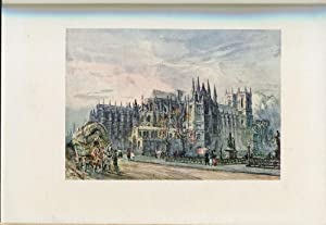 Westminster Abbey: Smith, Mrs. A. Murray & Fulleylove, John