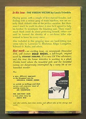 Mercury Mystery Book-Magazine January, 1956: Ferman, Joseph W. (Editor)