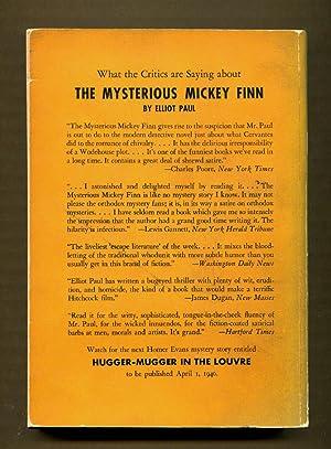 The Mysterious Mickey Finn: Paul, Elliot
