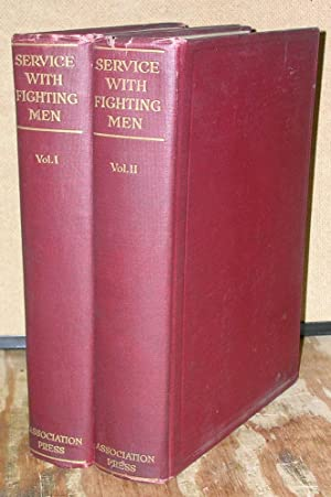 Service with Fighting Men: Harris, Frederick. Editor