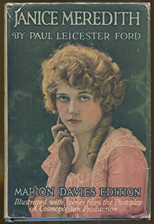Janice Meredith: Marion Davies Edition: Ford, Paul Leicester
