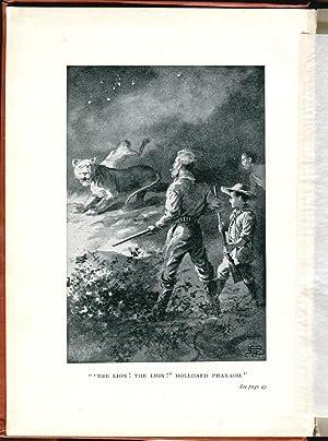 Allan the Hunter: Haggard, H. Rider