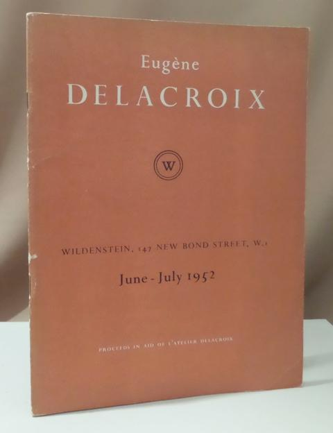 1798 - 1863. June - July 1952.: Delacroix, Eugène.