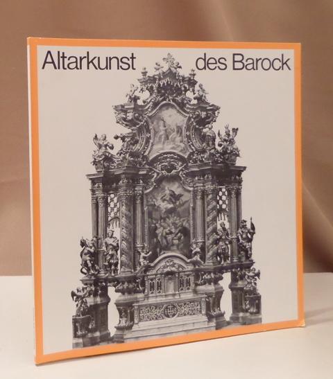 Altarkunst Des Barock Von Merk Anton Frankfurt A M Liebieghaus