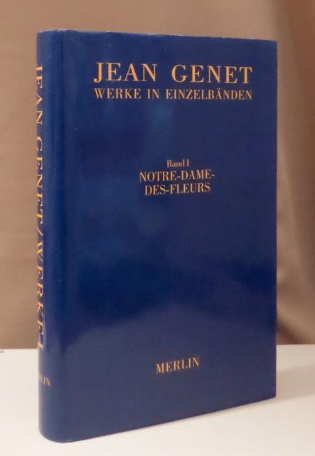 Notre-Dame-des-Fleurs.: Genet, Jean.